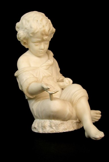 18th c. Italian marble sculpture